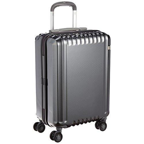 [エース] ace. スーツケース パリセイドZ 47cm 33L 3.0kg 機内持込可 双輪キャスター 05582 02 (ブラックカーボン)