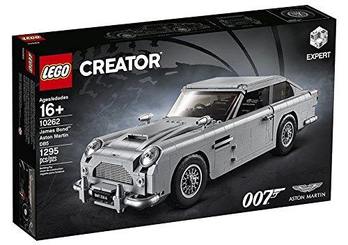 レゴ(LEGO) レゴ ジェームズ・ボンド アストンマーティン DB5(007)│ Aston Martin DB5【10262】