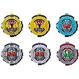 仮面ライダージオウ サウンドライドウォッチシリーズ GPライドウォッチ09 [全6種セット(フルコンプ)] バンダイ ガシャポン