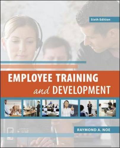 Download Employee Training & Development 007802921X