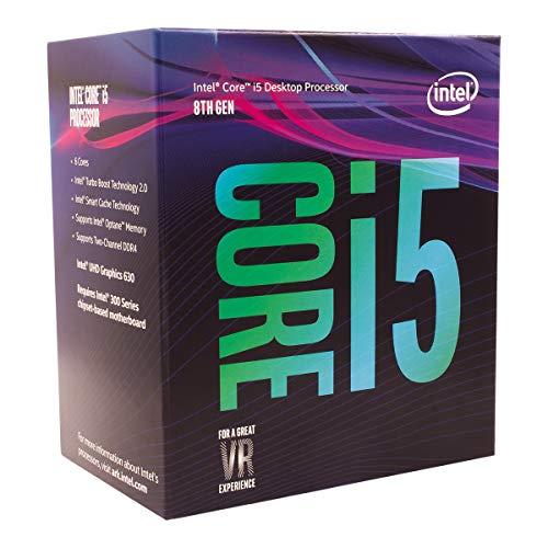 Intel CPU Core i5-8400 2.8GHz 9Mキャッシュ 6コア/6スレッド LGA1151 BX80684I58400【BOX】