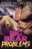 Big Bear Problems: Bbw Werebear Shapeshifter Romance