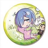 Re:ゼロから始める異世界生活 レム ビッグ缶バッジ おやすみver.