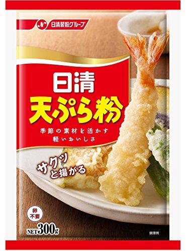 日清 天ぷら粉 300g×30個