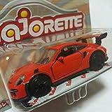 マジョレット ・ ポルシェ 911 GT3 RS ・ 赤 カード付