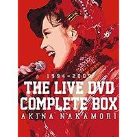 中森明菜 THE LIVE DVD COMPLETE BOX