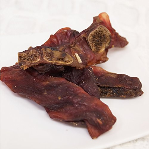 ドギーマン 素材紀行 子牛の肉つきボーン 80g