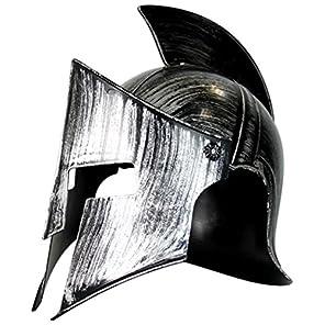 Madrugada 古代ギリシャ風 グラディエーターヘルム コスチューム用小物 男女共用 S560