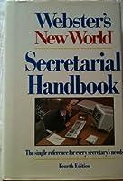 Webster's New World Secretarial Handbook