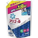 アリエール 洗濯洗剤 液体 イオンパワージェル 詰め替え 超特大1.26kg