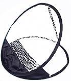 TKoool ゴルフ アプローチ 練習 ネット 折りたたみ式 収納袋付 (ネット直径52cm)