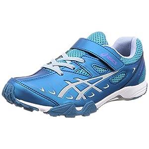 [アシックス] 運動靴 LAZERBEAM SC-MG キッズ ディープアクア/リアルホワイト 23.5 cm