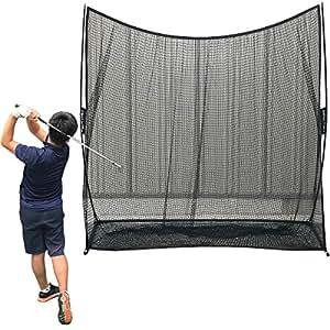 ゴルフネット インパクトネット2.1 省スペース 2.1mタイプ ゴルフ 練習 ネット