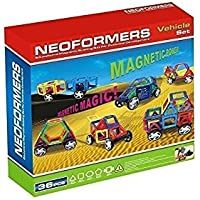 Neoformers Magnet Building Block, 36 Pieces by Neoformers [並行輸入品]