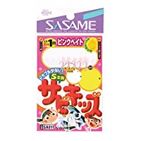 【SASAME/ササメ】サビキッズ ピンクベイト SA011 7号 / 083989
