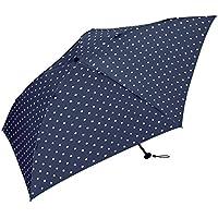 キウ(kiu) 【軽くて大きい・130g】エアライト ラージ 折りたたみ傘(レディース/メンズ/ユニセックス)【ドット/**】