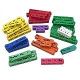 ETA hand2mind Sentence Construction Linking Word Cubes (Set of 156)