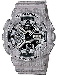 [カシオ]CASIO 腕時計 G-SHOCK Slash Pattern Series GA-110SL-8AJF メンズ