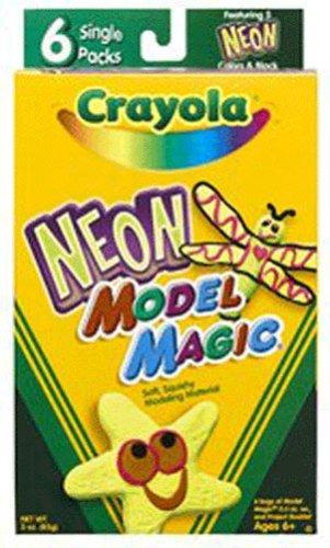 クレオラ モデルマジック ネオンカラーパック
