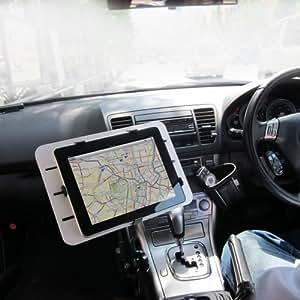 サンコー CAR LAPTOP HOLDER for iPad CLH321