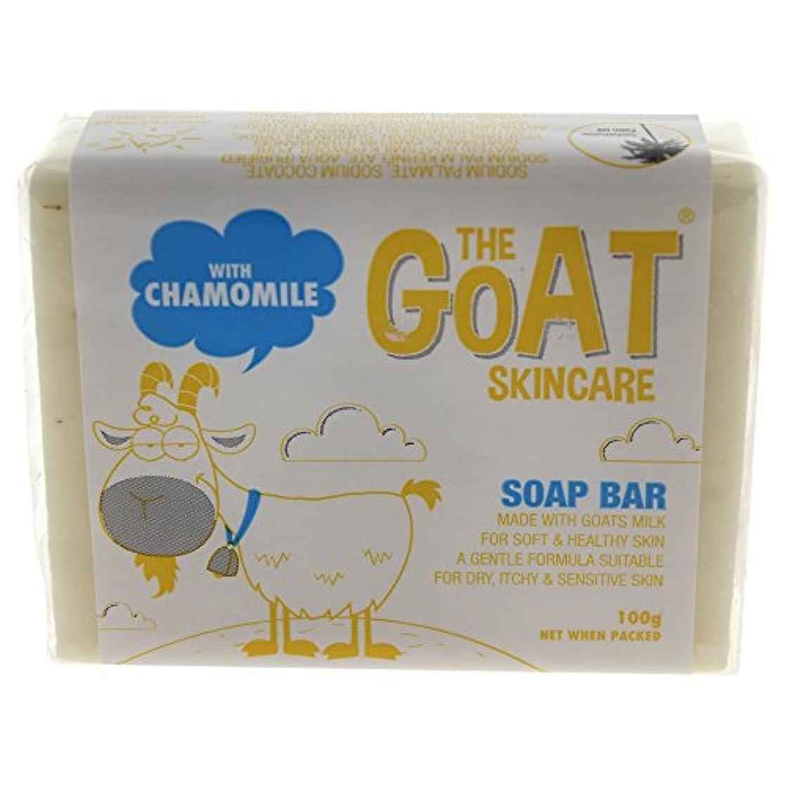バス従う雑草Soap Bar with Chamomile
