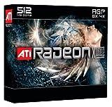 ATI Radeon X1600 Pro 512 MB AGP [並行輸入品]