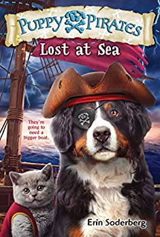 Puppy Pirates #7: Lost at Sea by [Soderberg, Erin]