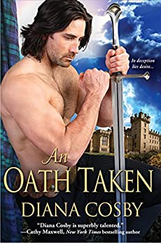 An Oath Taken (The Oath Trilogy) by [Cosby, Diana]