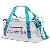 Patagonia ダッフルバッグ (パタゴニア)PATAGONIA ダッフルバッグ 49337/BLACK HOLE DUFFEL 45L (ブラックホールダッフル) WHI ホワイト [並行輸入品]