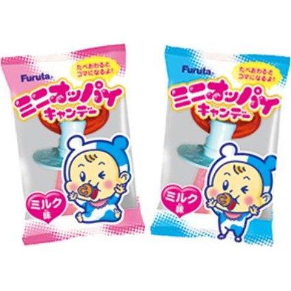 ミニオッパイキャンデー ミルク味 20個入り1BOX