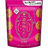 金吾堂製菓 おすきなひとくち濃厚梅だれ煎餅紀州南高梅90g×12袋