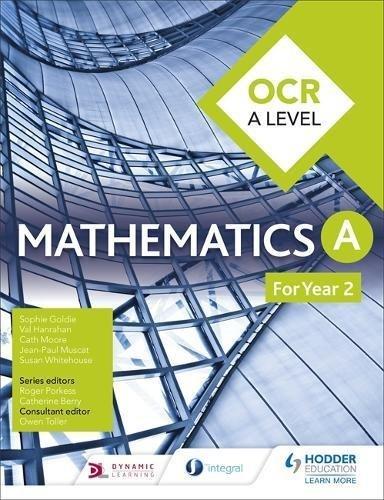 OCR A Level Mathematics Year 2 (English Edition)