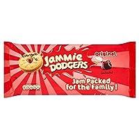 Jammieドジャース元のツインパック280グラム (x 2) - Jammie Dodgers Original Twin Pack 280g (Pack of 2) [並行輸入品]