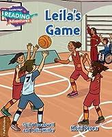 Leila's Game 1 Pathfinders (Cambridge Reading Adventures)