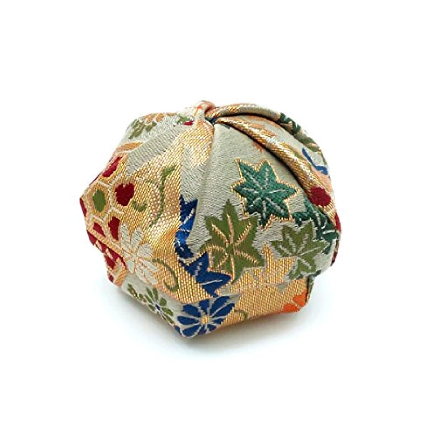 手荷物苦悩紳士気取りの、きざな布香盒 色おまかせ 紙箱入