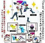 PUTITTO series プティットシリーズ ロケット団【全5種セット】奇譚クラブ