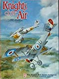 Knights of the Air: Game of Deadly Combat in the World War I Air War [BOX SET]