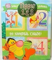 Winnie the Pooh Tigger 1 2 3 [並行輸入品]