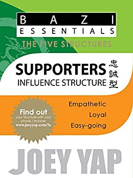 The Five Structures - Supporters: (Influence Structure) by [Yap, Joey]