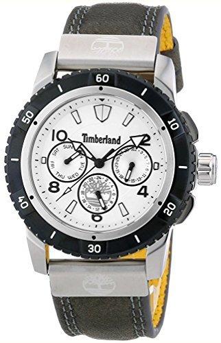 ティンバーランド 腕時計 42mm GMT セカンドタイム 10ATM TBL.13334JSTB/01 [並行輸入品]