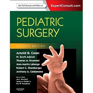 Pediatric Surgery, 2-Volume Set: Expert Consult - Online and Print, 7e