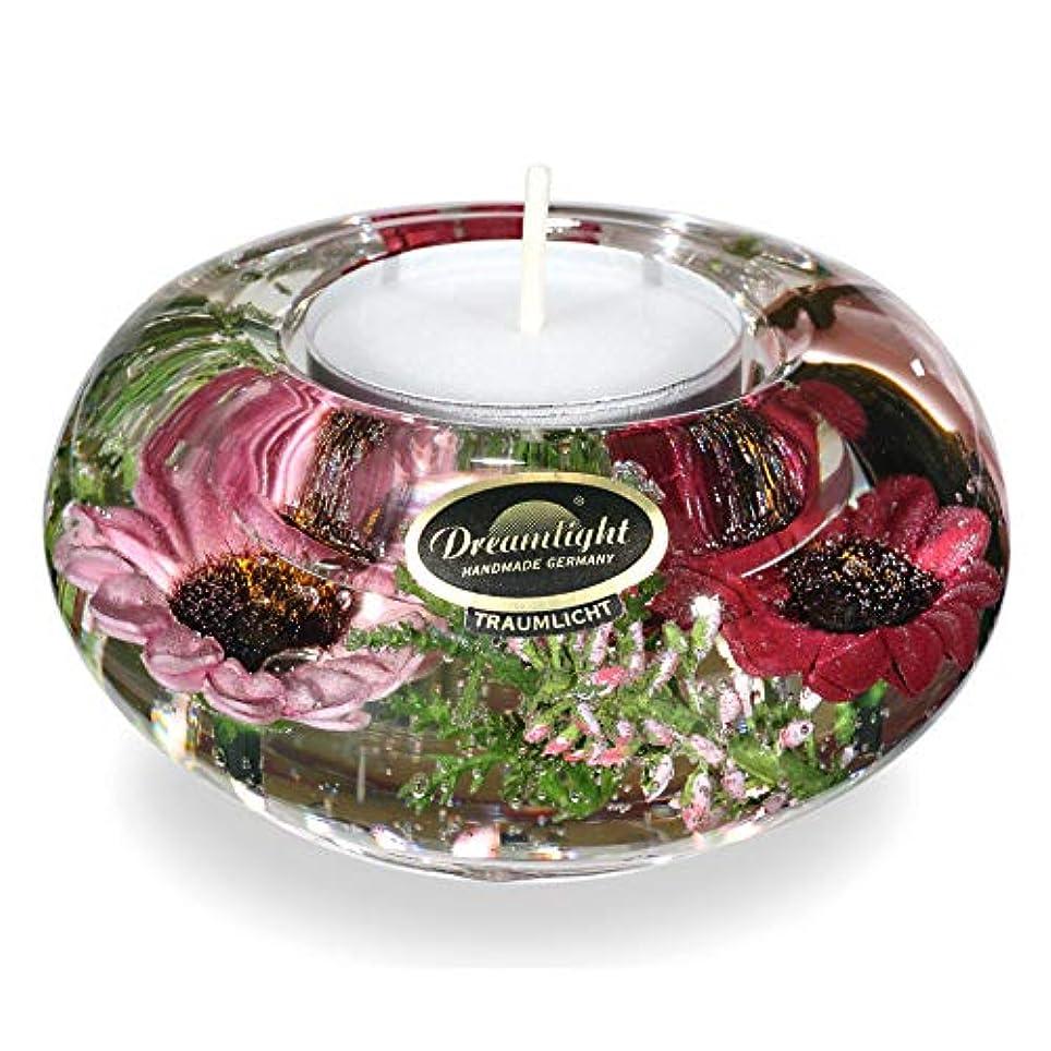 贈り物部分的旅行代理店ドリームライト UFO フラワーガーデン 花 キャンドルホルダー ガラス キャンドルスタンド おしゃれ