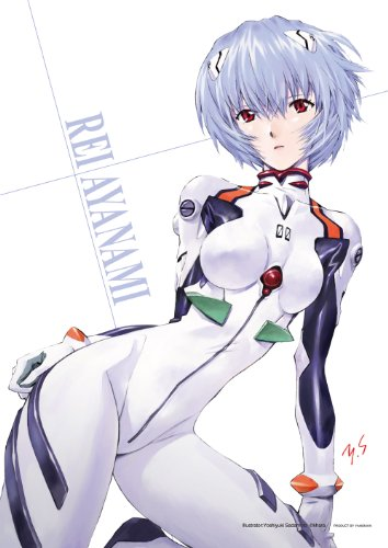 エヴァンゲリヲン新劇場版 コンパクト300ピース レイ-Rei- 639-08