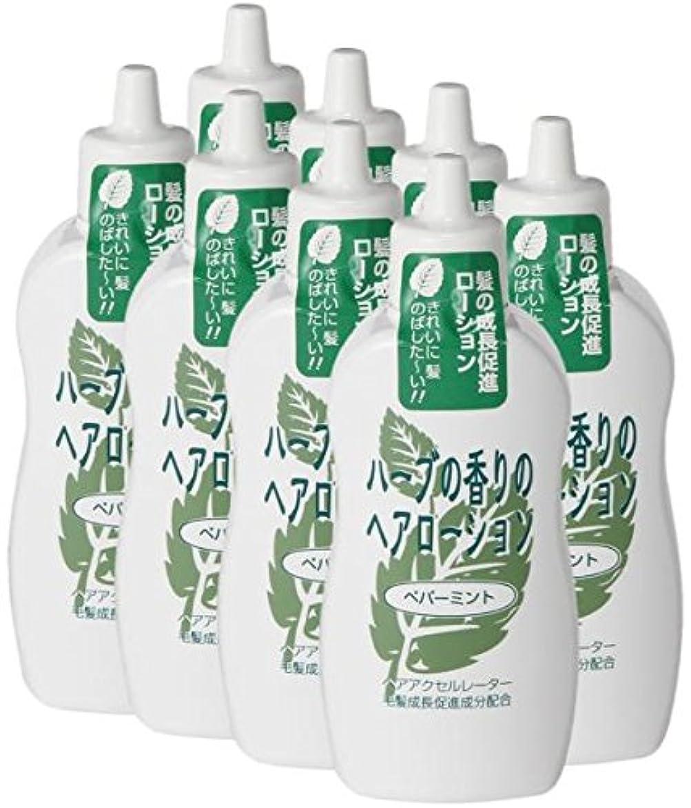スキャン快適芽ヘアアクセルレーター ペパーミントの香り 150mL×8個セット