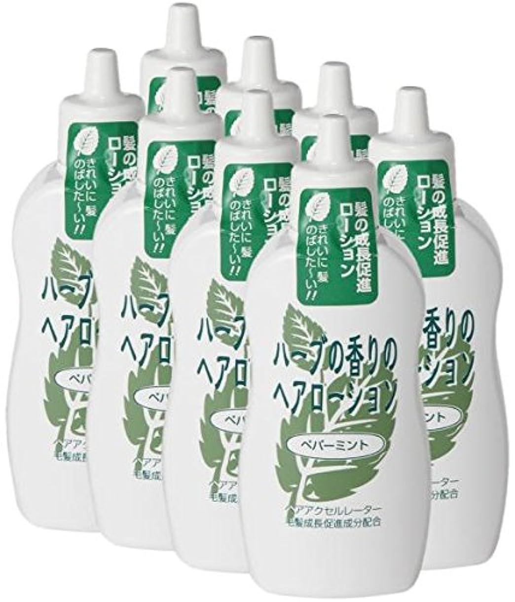 許す優れた咲くヘアアクセルレーター ペパーミントの香り 150mL×8個セット