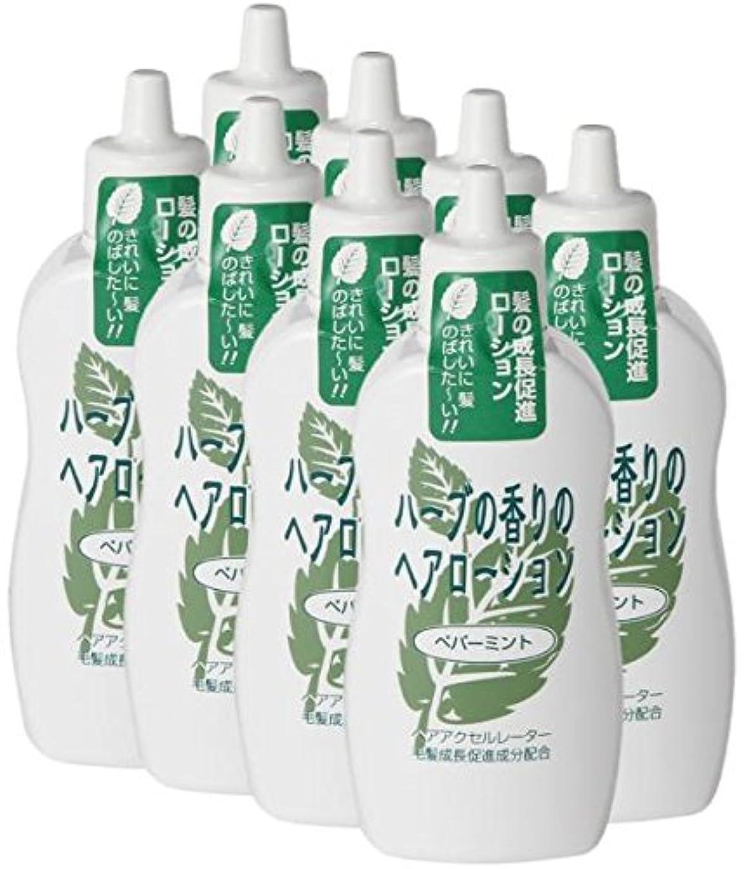 常識祖母有毒なヘアアクセルレーター ペパーミントの香り 150mL×8個セット