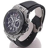 [ウブロ]HUBLOT 腕時計 ビッグバン ウニコ チタニウム セラミック 411.NM.1170.RX メンズ 中古