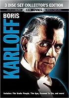Boris Karloff Classics 3 Disc Collector's Edition