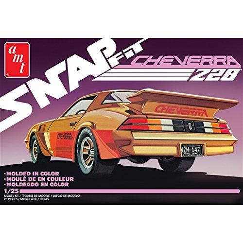 プラッツ AMT1007 1/25 1980 シボレー カマロZ28 カスタム (スナップキット)の詳細を見る