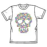 ぷよぷよ7 ぷよどくろTシャツ ホワイト サイズ:S